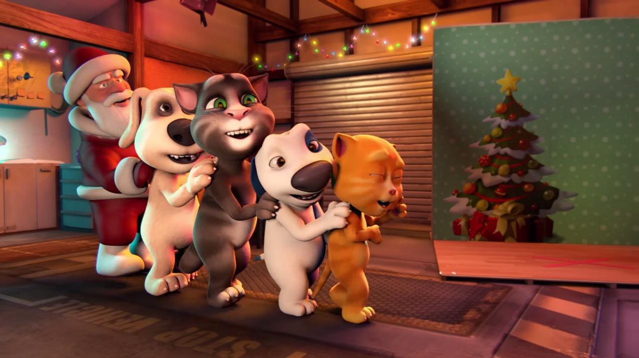 Talking Tom & Friends – Animation Series