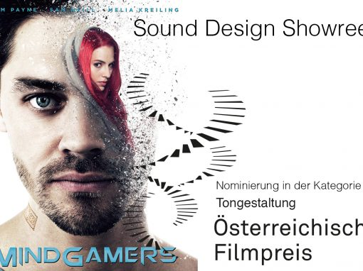 MindGamers – Sound Design Showreel